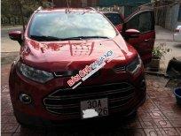 Cần bán xe Ford EcoSport Titanium sản xuất 2014