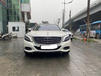 Xe Mercedes 400 Maybach sản xuất 2016, màu trắng, xe nhập