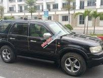 Cần bán lại xe Ford Escape 3.0AT năm sản xuất 2003, màu đen, xe nhập còn mới