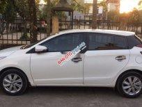 Bán Toyota Yaris đời 2015, màu trắng, xe nhập ít sử dụng