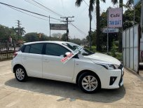 Cần bán xe Toyota Yaris 2015, màu trắng