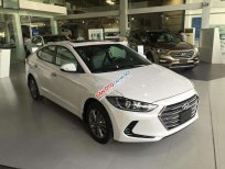 Bán Hyundai Elantra 1.6 AT sản xuất 2016, màu trắng giá cạnh tranh