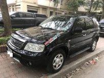 Bán xe Ford Escape năm sản xuất 2005, màu đen số tự động, giá chỉ 195 triệu