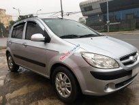 Cần bán gấp Hyundai Getz năm sản xuất 2008, màu bạc, nhập khẩu