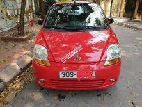 Bán Daewoo Matiz VAN đời 2009, màu đỏ, nhập khẩu Hàn Quốc số tự động
