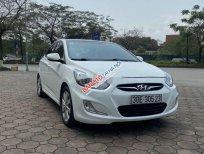 Cần bán lại xe Hyundai Accent MT đời 2012, màu trắng, xe nhập số sàn, 315 triệu
