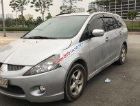 Cần bán gấp Mitsubishi Grandis đời 2006, màu bạc số tự động