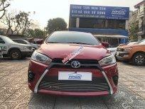 Bán ô tô Toyota Yaris sản xuất 2015, màu đỏ, xe nhập
