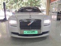 Bán Rolls-Royce Ghost V12 sản xuất 2010, màu trắng, nhập khẩu nguyên chiếc