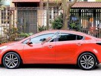 Cần bán gấp Kia Cerato 1.6AT sản xuất năm 2016, màu đỏ, giá 545tr