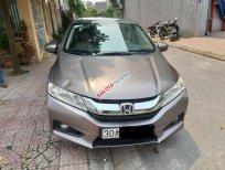 Cần bán Honda City đời 2014, màu xám, giá chỉ 405 triệu