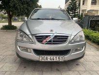Bán Ssangyong Kyron 2008, màu bạc, nhập khẩu nguyên chiếc giá cạnh tranh
