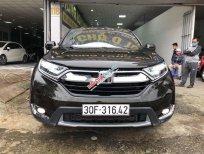 Bán Honda CR V 2019, màu đen, xe nhập giá cạnh tranh