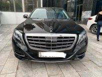 Bán Mercedes S500 Maybach,model và đăng ký 2016, màu đen, nhập Mỹ ,xe lăn bánh 20.000 Km cực mới .