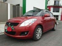 Bán Suzuki Swift sản xuất 2014, màu đỏ