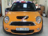 Bán Mini Cooper sản xuất 2008, màu vàng, nhập khẩu nguyên chiếc giá cạnh tranh