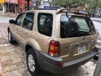 Cần bán xe Ford Escape đời 2003, màu ghi vàng
