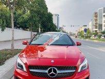 Cần bán xe Mercedes CLA250 4MATIC đời 2015, màu đỏ, xe nhập chính chủ giá cạnh tranh