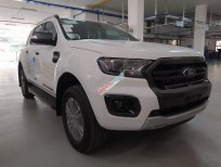 Bán ô tô Ford Ranger XLS AT đời 2020, màu trắng, giảm  trực tiếp giá bán