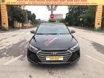 Bán Hyundai Elantra 1.6AT sản xuất 2017, màu đen còn mới, giá tốt