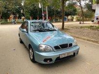 Cần bán lại xe Daewoo Lanos năm sản xuất 2002, màu xanh lam