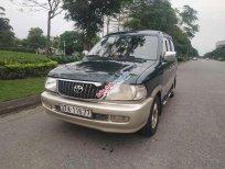Cần bán Toyota Zace GL đời 2002, màu xanh vỏ dưa