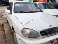 Bán xe Daewoo Lanos năm sản xuất 2001, màu trắng, nhập khẩu chính chủ, giá 55tr