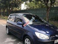 Xe Hyundai Getz đời 2008, màu xanh lam, xe nhập chính chủ