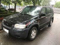 Bán xe cũ Ford Escape 2.0 2003, màu đen, số sàn