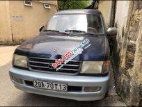 Cần bán lại xe Toyota Zace đời 2003, màu xanh lam, chính chủ, 168tr