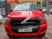 Bán ô tô Ford Ranger XLS 2.2AT năm 2015, màu đỏ, nhập khẩu nguyên chiếc