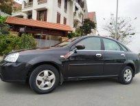 Chính chủ cần bán xe Daewoo Lacetti năm sản xuất 2008, màu đen