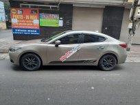 Bán Mazda 3 đời 2015, màu vàng, số tự động
