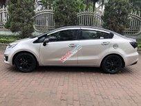 Bán xe Kia Rio năm sản xuất 2017, màu bạc, nhập khẩu như mới