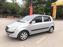 Bán Hyundai Getz 1.1MT sản xuất 2009, màu bạc, nhập khẩu
