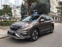 Bán Honda CR V 2.4AT đời 2015, màu nâu, 785tr
