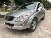 Bán xe Ssangyong Kyron 2008, màu bạc, xe nhập số tự động giá cạnh tranh