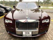 Bán xe Rolls-Royce Ghost sản xuất năm 2014, màu đỏ, biển siêu lộc lá