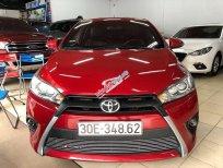 Bán Toyota Yaris năm 2015, màu đỏ, xe nhập