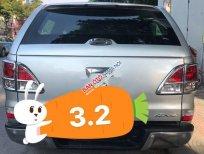 Cần bán gấp Mazda BT 50 3.2 4x4 AT đời 2014 số tự động, màu bạc