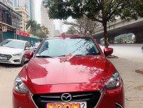 Bán Mazda 2 1.5 AT năm 2017, màu đỏ, xe gia đình