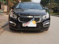 Cần bán gấp Chevrolet Cruze MT sản xuất năm 2017, màu đen số sàn