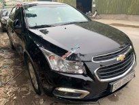 Bán Chevrolet Cruze LT 1.6 MT 2015, màu đen xe gia đình