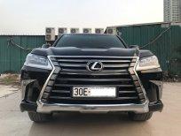 Cần bán xe Lexus LX 570 2016, màu đen, nhập khẩu