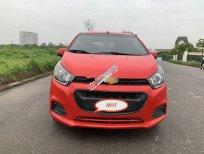 Bán Chevrolet Spark sản xuất 2018, màu đỏ như mới