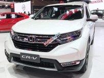 Honda ô tô Long Biên bán xe Honda CR V L đời 2020, màu trắng