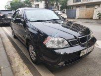 Cần bán Daewoo Lacetti 2007, màu đen, nhập khẩu