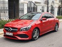 Bán Mercedes CLA250 FL đời 2016, màu đỏ, nhập khẩu