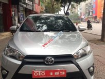 Bán Toyota Yaris đời 2015, màu bạc, nhập khẩu Thái