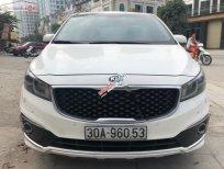 Bán Kia Sedona 3.3L GATH đời 2015, màu trắng, giá 790tr